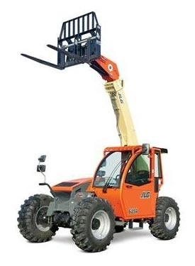 Toyota Champaign Telescopic Handlers - Bahrns Toyotalift of Illinois
