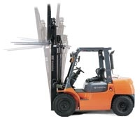 Forklift Movement