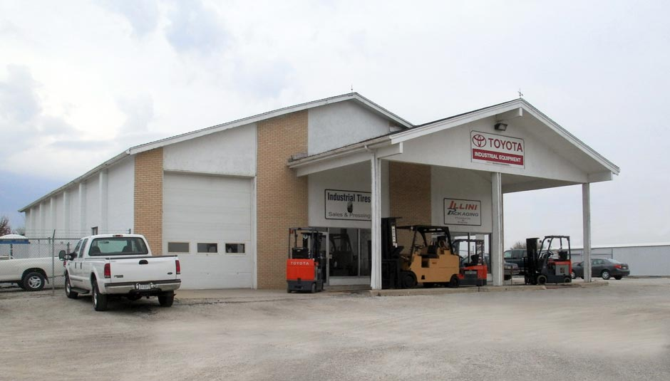 Mashall Illinois Forklift Dealer