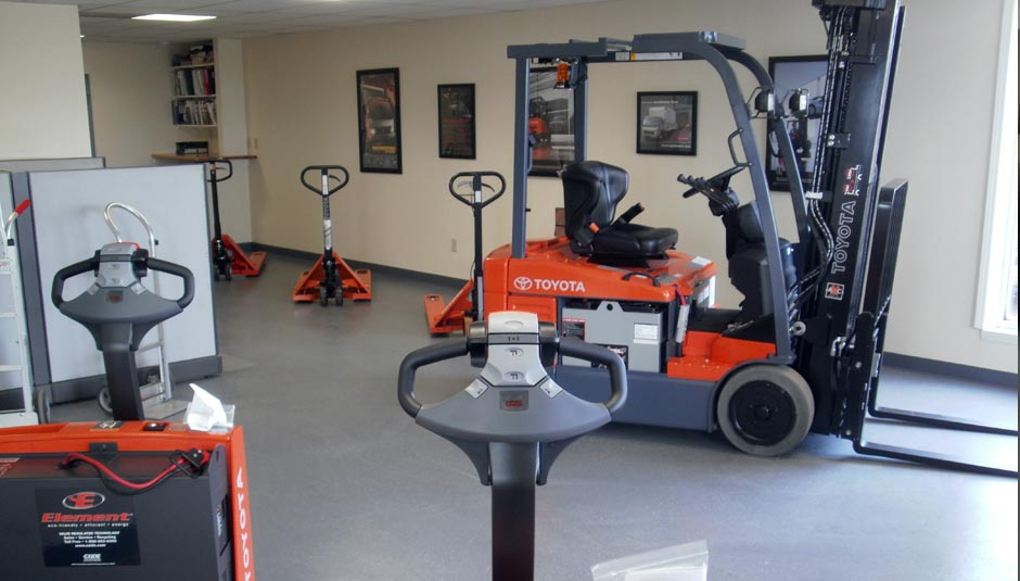 Mount Carmel Illinois Forklift Dealer