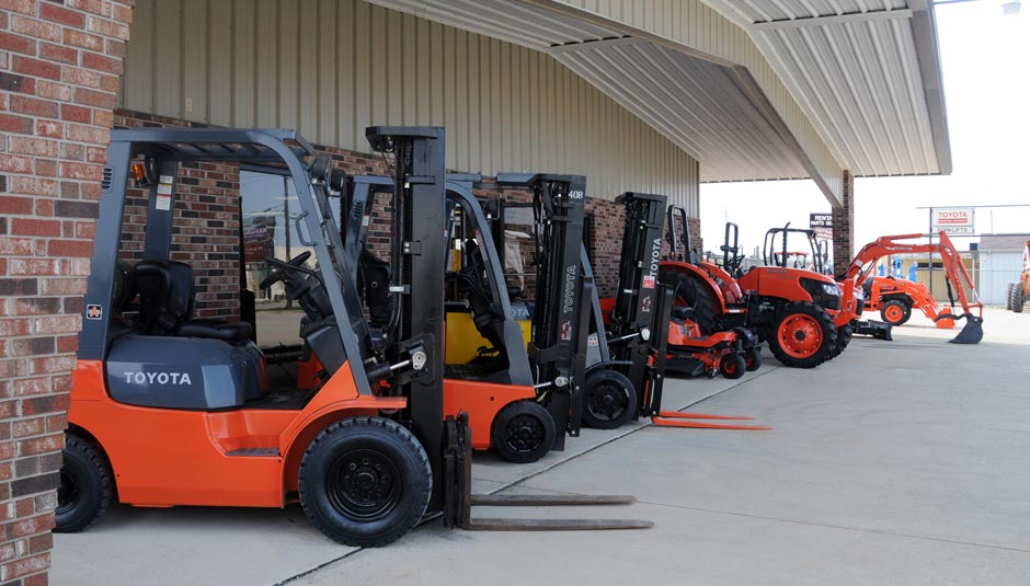 Mount Vernon Illinois Forklift Dealer