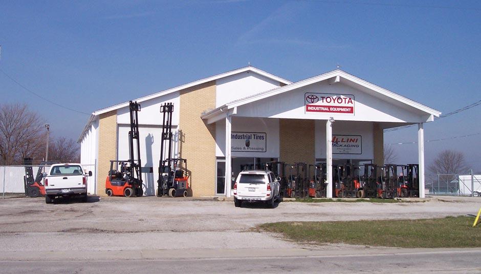 Danville Illinois Forklift Dealer