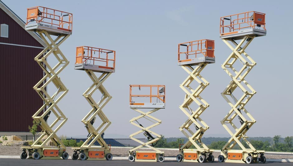 Aerial Lifts Scissor Family