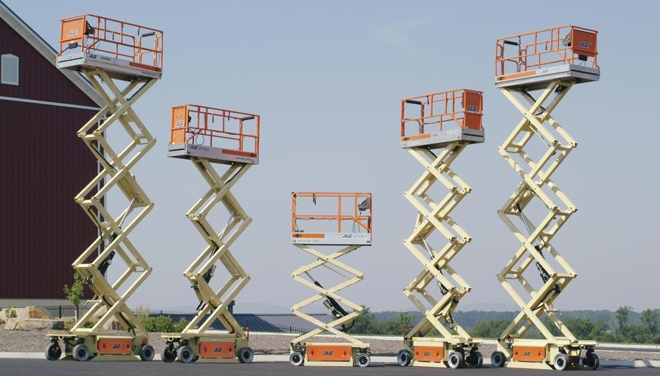 Aerial Lifts Scissor Family